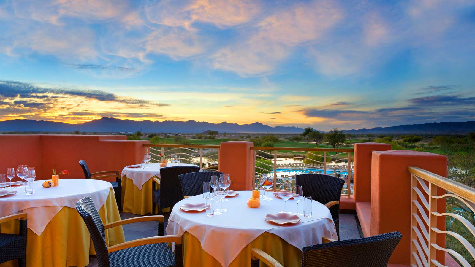 Phoenix Resort Wedding Venue - Rehearsal Dinner