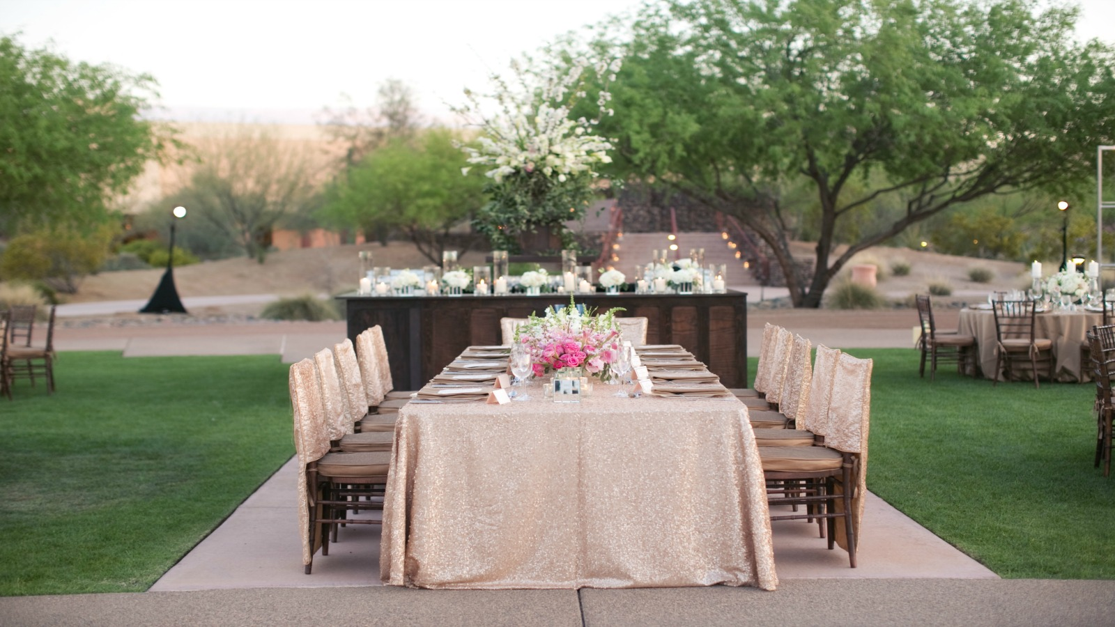 Phoenix Resort Wedding Venue - Outdoor Space