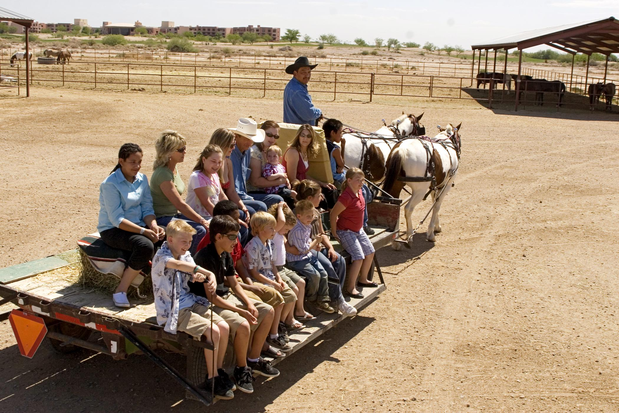 Resort Activities - Rawhide