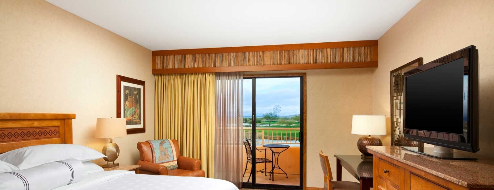 Sheraton Wild Horse Pass Resort & Spa - Deluxe Guestroom
