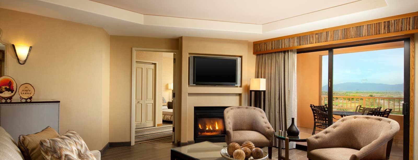 Sheraton Wild Horse Pass Resort & Spa - Governor's Suite